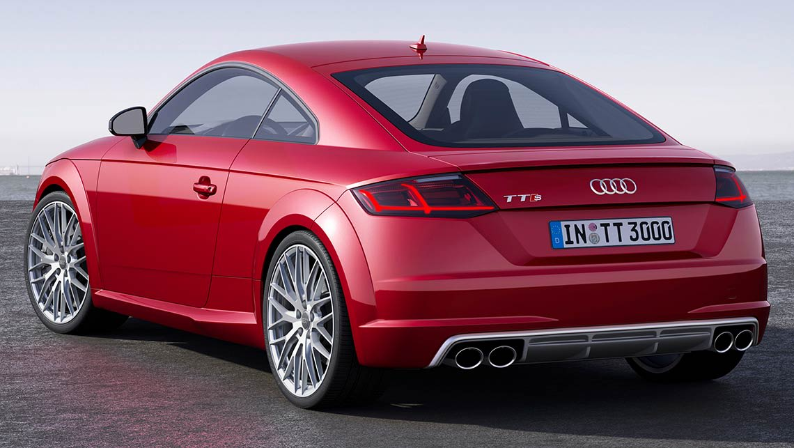 2015 audi tts likely to lose kw for australia car news. Black Bedroom Furniture Sets. Home Design Ideas