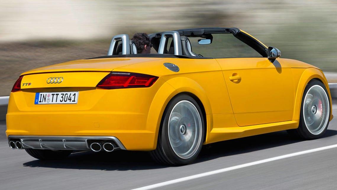 Audi TTS Roadster Review CarsGuide - Audi tts