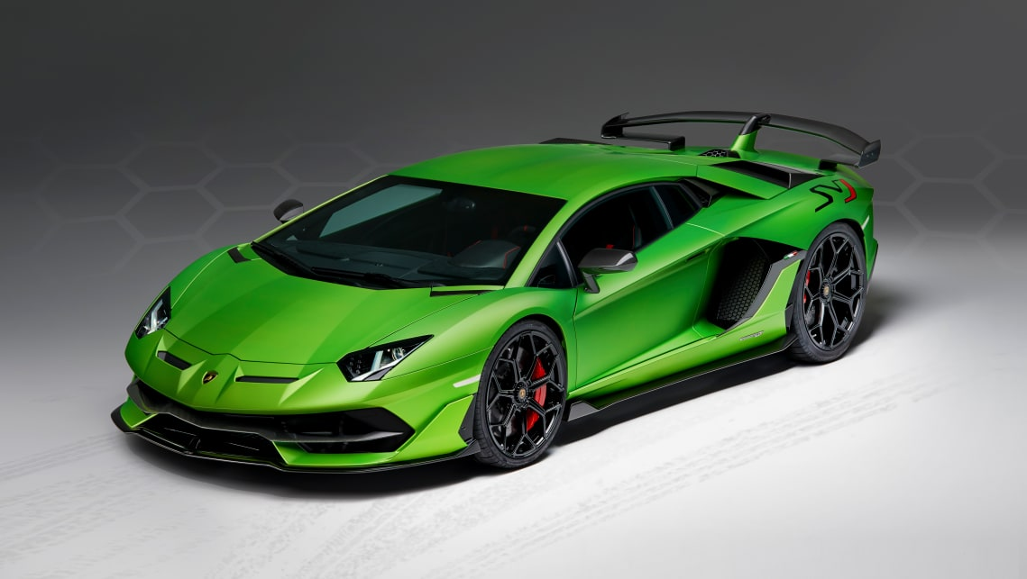 Lamborghini Aventador Svj 2019 Pricing And Spec Revealed Car News