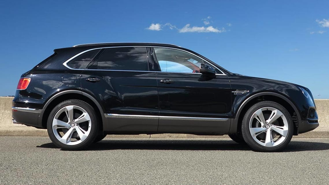 Most Expensive Car In The World >> Bentley Bentayga 2016 review | CarsGuide