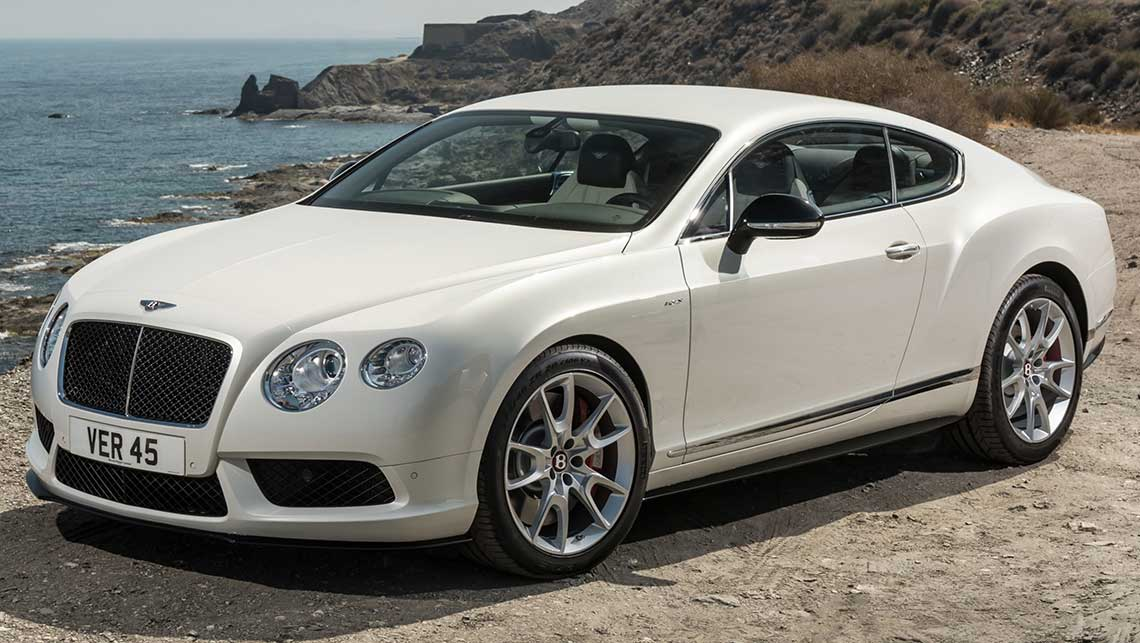 2014 bentley continental gt v8 s review carsguide. Black Bedroom Furniture Sets. Home Design Ideas