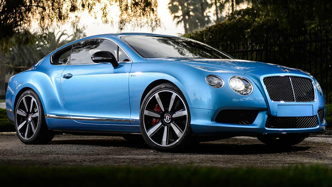 2014 Bentley Continental Gt V8 S Review Carsguide