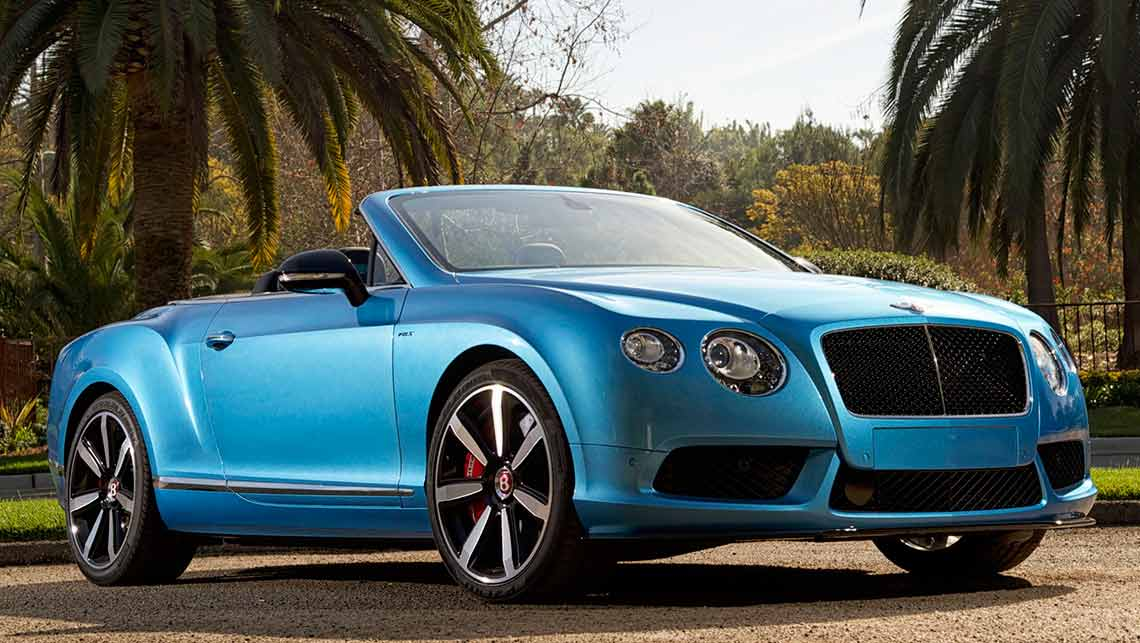Bentley Continental GT 2015 review