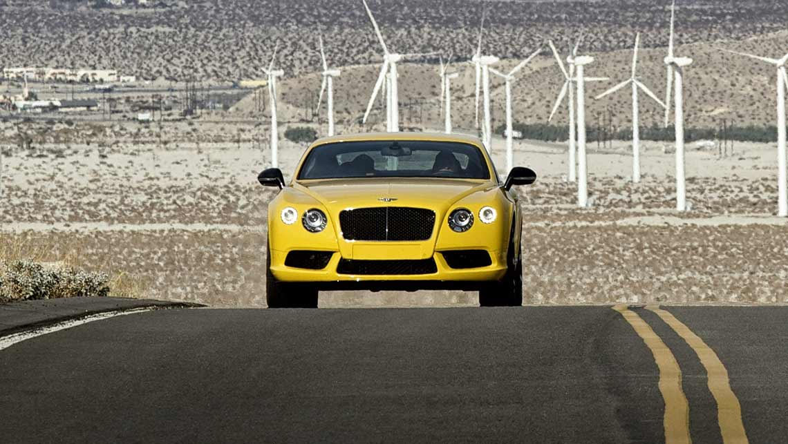 2014 Bentley Continental GT V8S