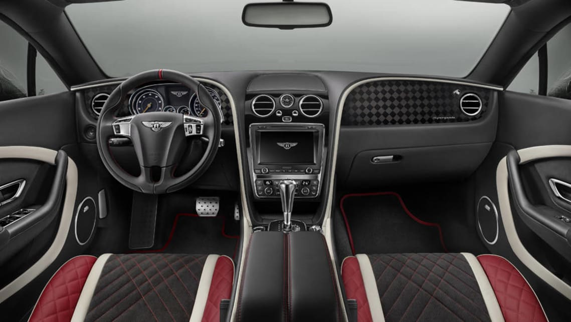 Bentley Continental Supersports New Car Sales Price Car News