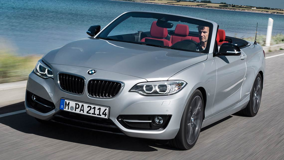 Drop Top Bmw 2 Serie235i To Land In Australia February