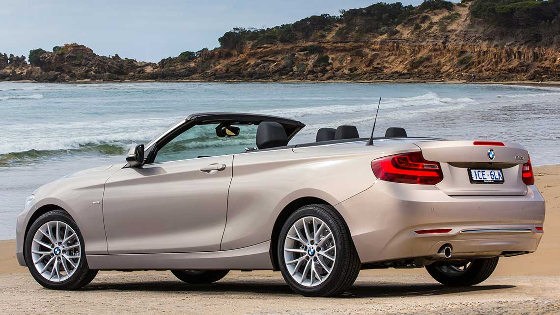 BMW I Convertible Review CarsGuide - Bmw 220i