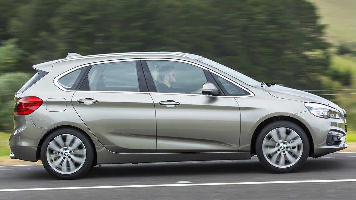 BMW I Active Tourer Review CarsGuide - Bmw 225i