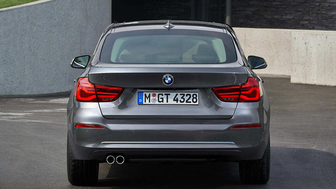 BMW 3 Series Gran Turismo 2016  new car sales price  Car News