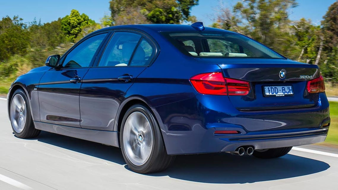 Bmw 320i 2016 >> 2016 BMW 320d review | road test | CarsGuide