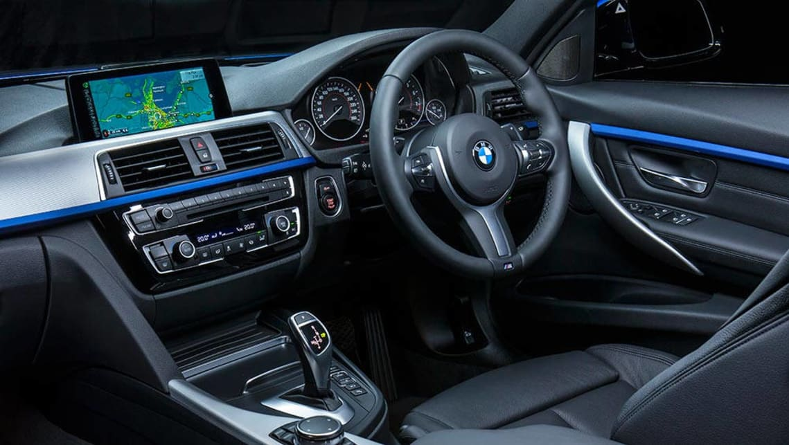 Bmw 2017 X6 Interior >> 2016 BMW 330i M Sport sedan | road test | CarsGuide
