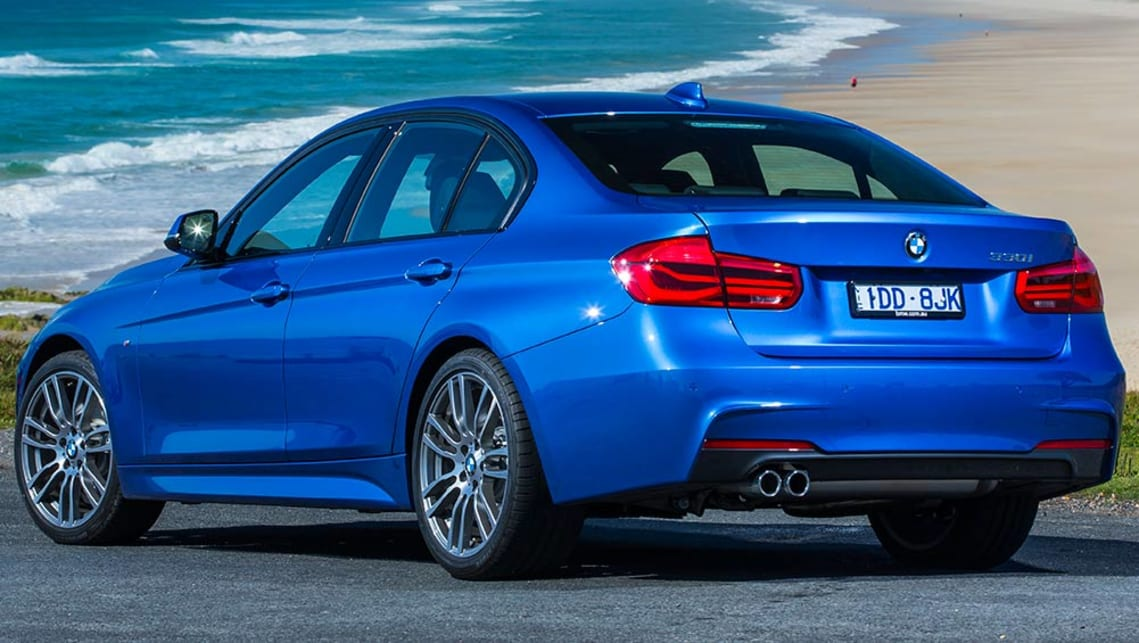 BMW I M Sport Sedan Review CarsGuide - 2015 bmw m series