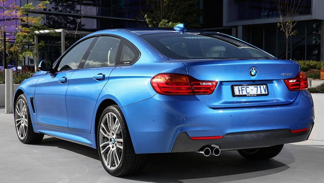 BMW 4 Series 2016 review  CarsGuide
