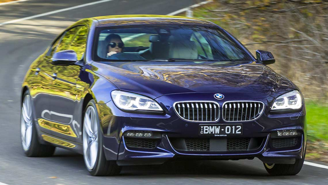 2016 BMW 650i Gran Coupe review | road test | CarsGuide