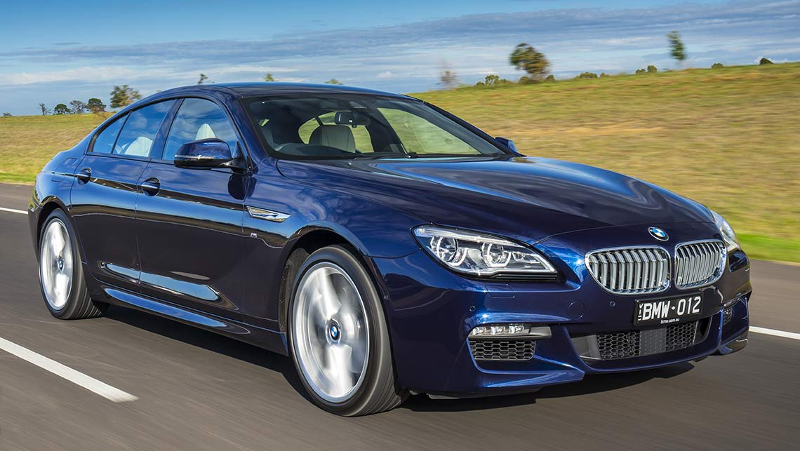 2016 bmw 650i gran coupe review road test carsguide. Black Bedroom Furniture Sets. Home Design Ideas