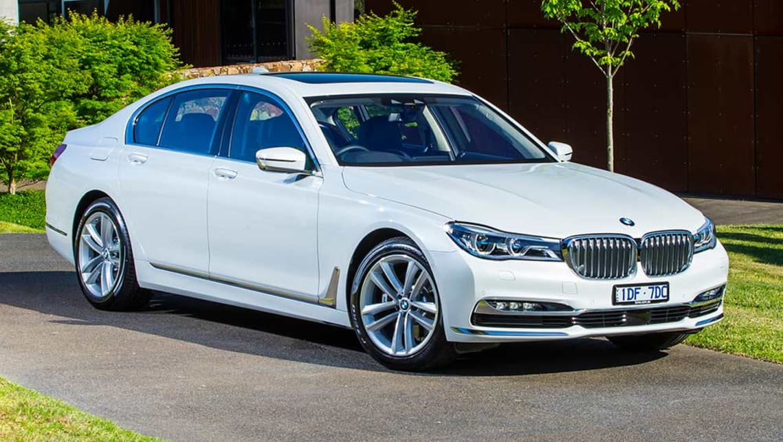 bmw 730d 2016 review carsguide. Black Bedroom Furniture Sets. Home Design Ideas