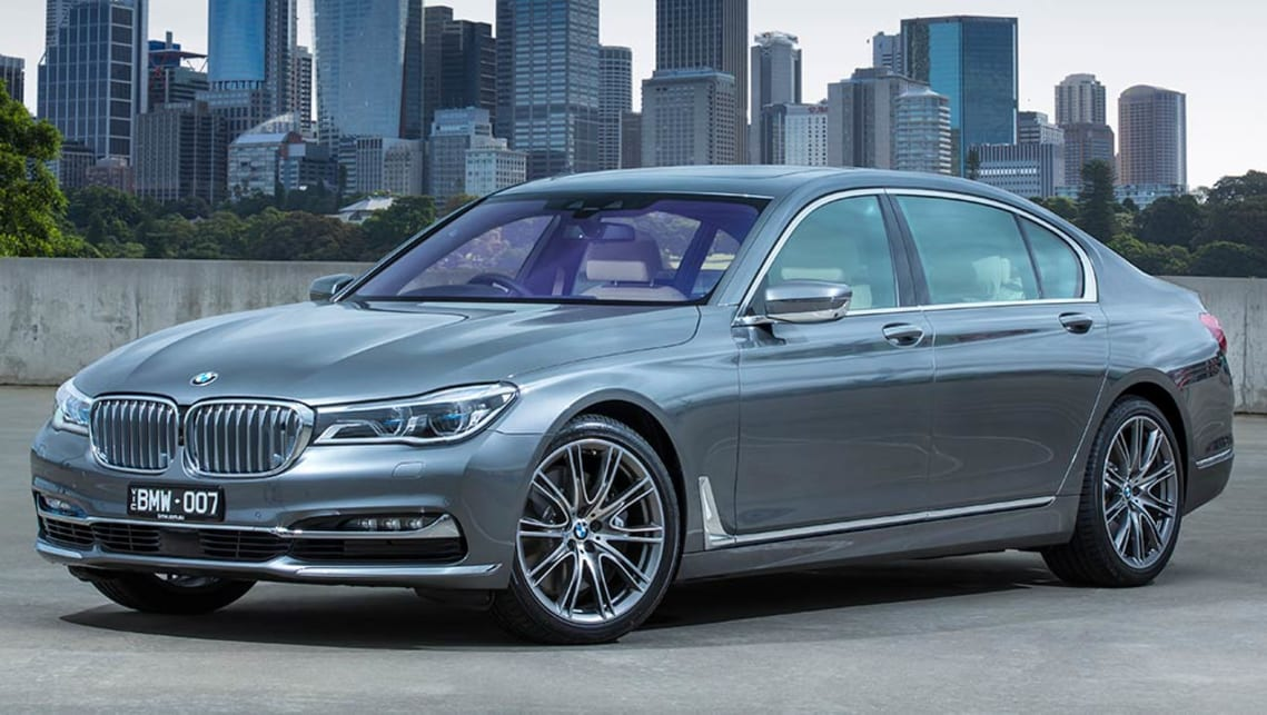 9cd7ed6938512 BMW 7 Series 2016 review