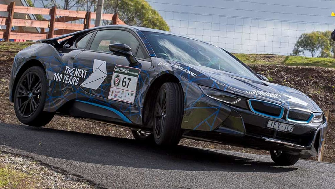 Bmw I8 2016 Review Carsguide