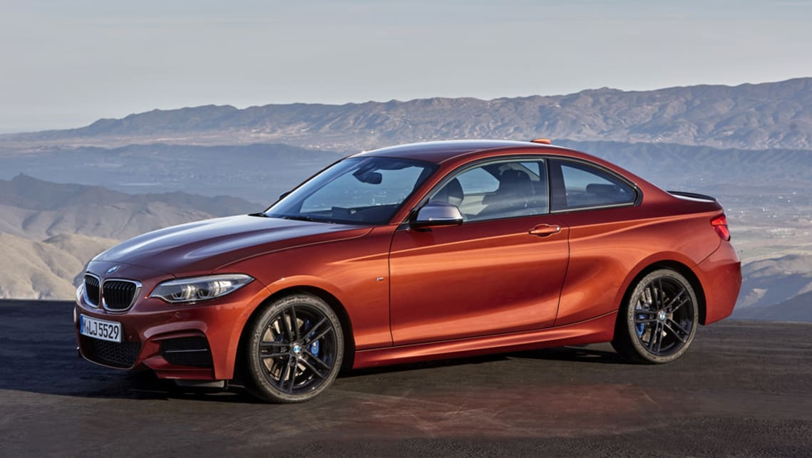 bmw 2 series 2017 pricing and spec confirmed car news. Black Bedroom Furniture Sets. Home Design Ideas