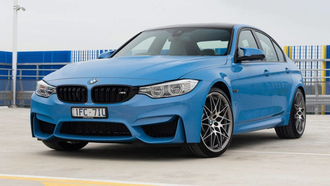 Bmw M3 Competition 2016 Review Carsguide