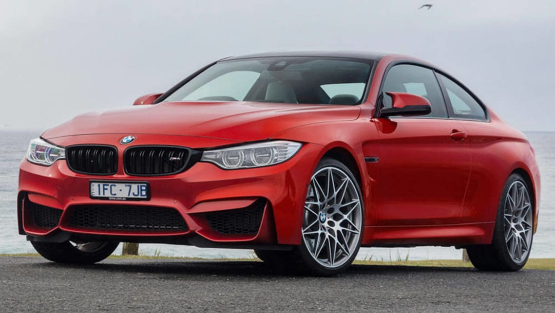 BMW M4 Competition Convertible 2016 review: snapshot ...