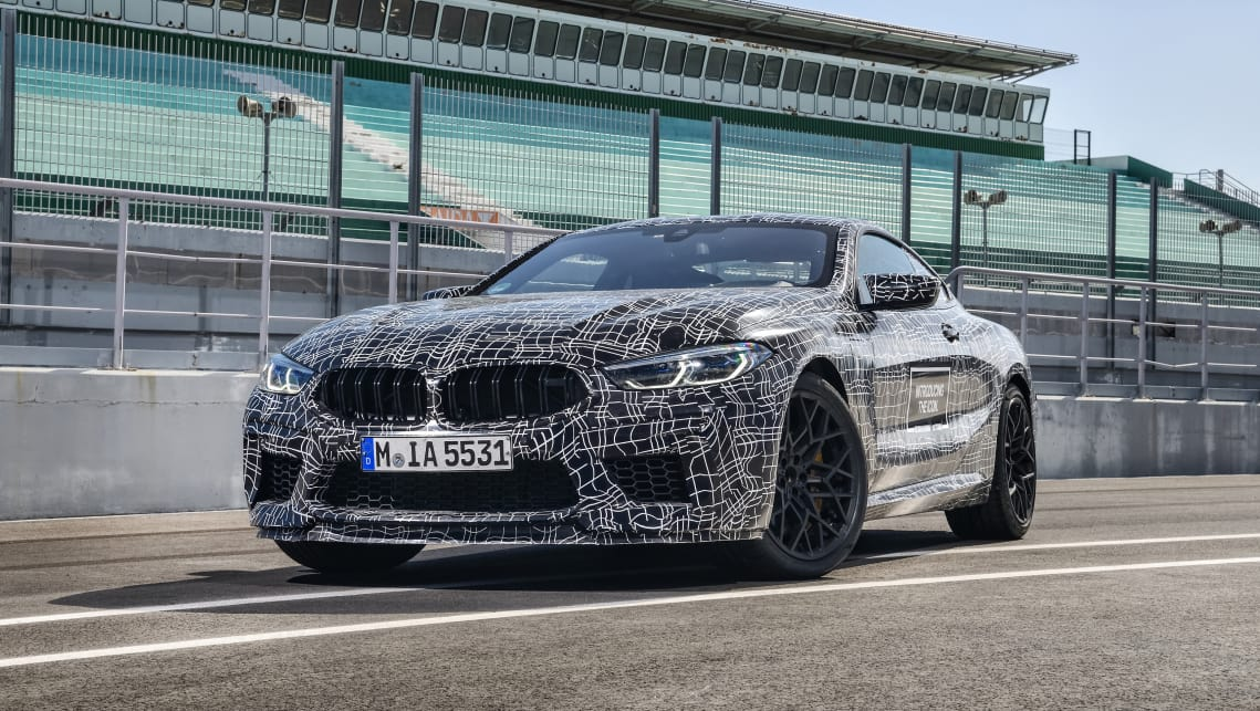 Bmw M8 2019 Will Come In Three Bodystyles Car News Carsguide