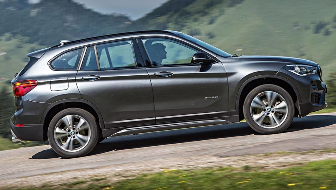 bmw x1 2015 review snapshot carsguide. Black Bedroom Furniture Sets. Home Design Ideas