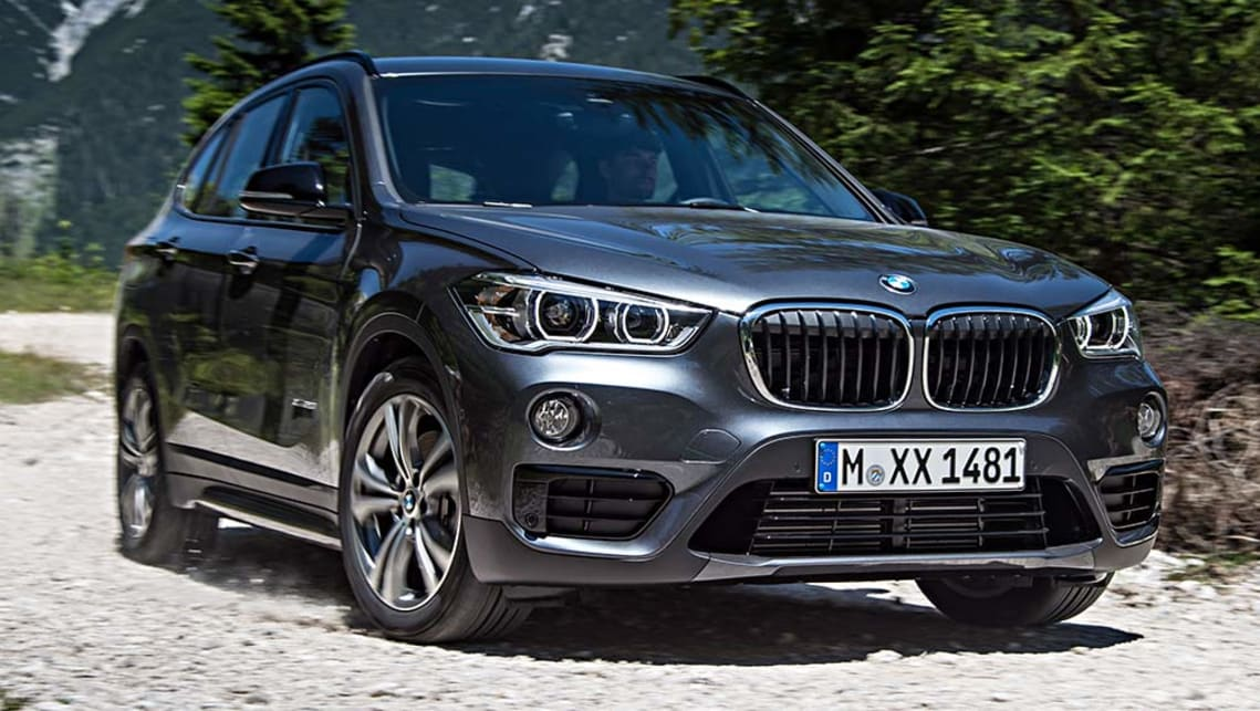 BMW X1 2015 Review Snapshot