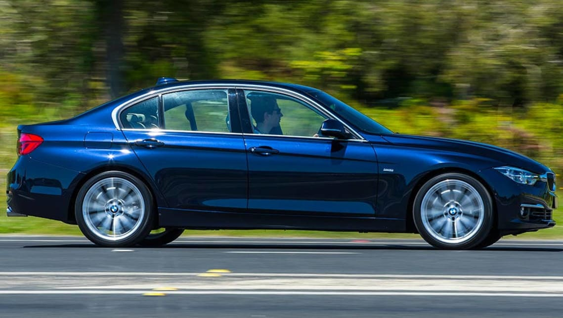 BMW 340i Luxury 2016 Review