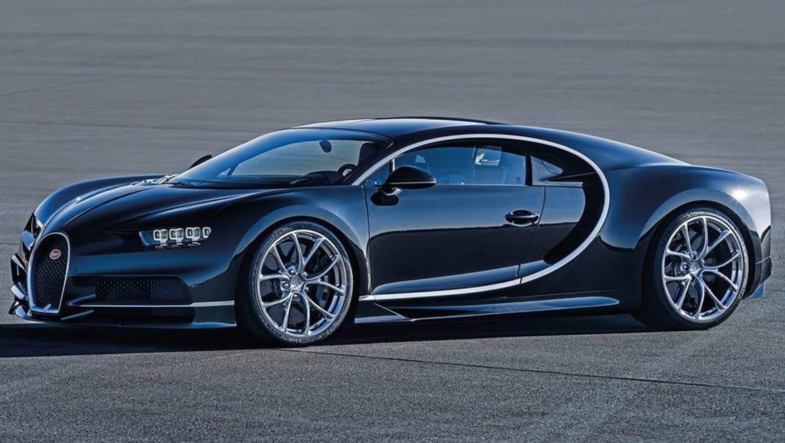 Bugatti Chiron The Worlds Fastest And Most Expensive Car Unveiled At Geneva Motor Show
