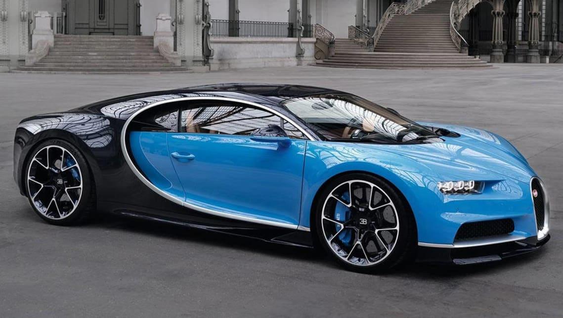 Bugatti chiron price australia