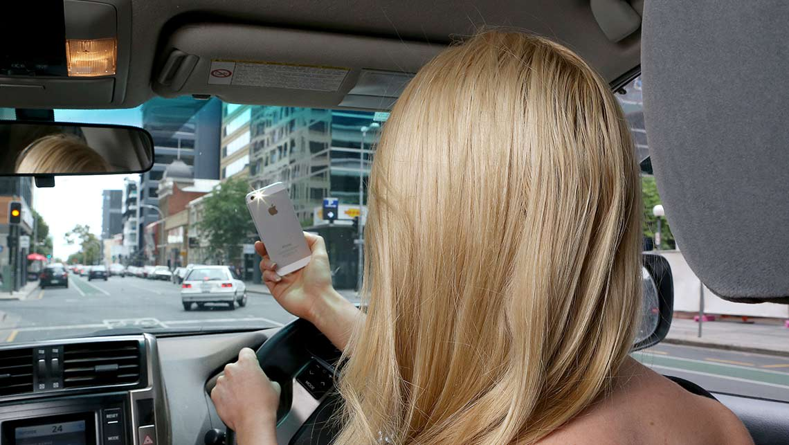 Drivers Selfie Destruct Car News Carsguide