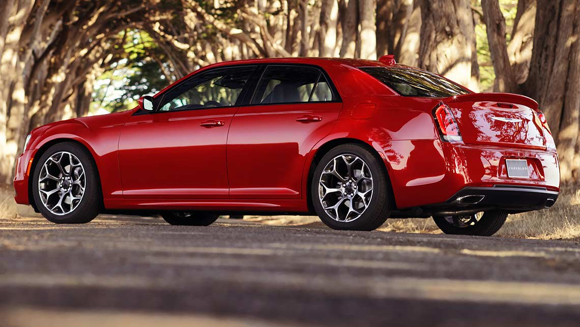 2015 chrysler 300 revealed car news carsguide. Black Bedroom Furniture Sets. Home Design Ideas