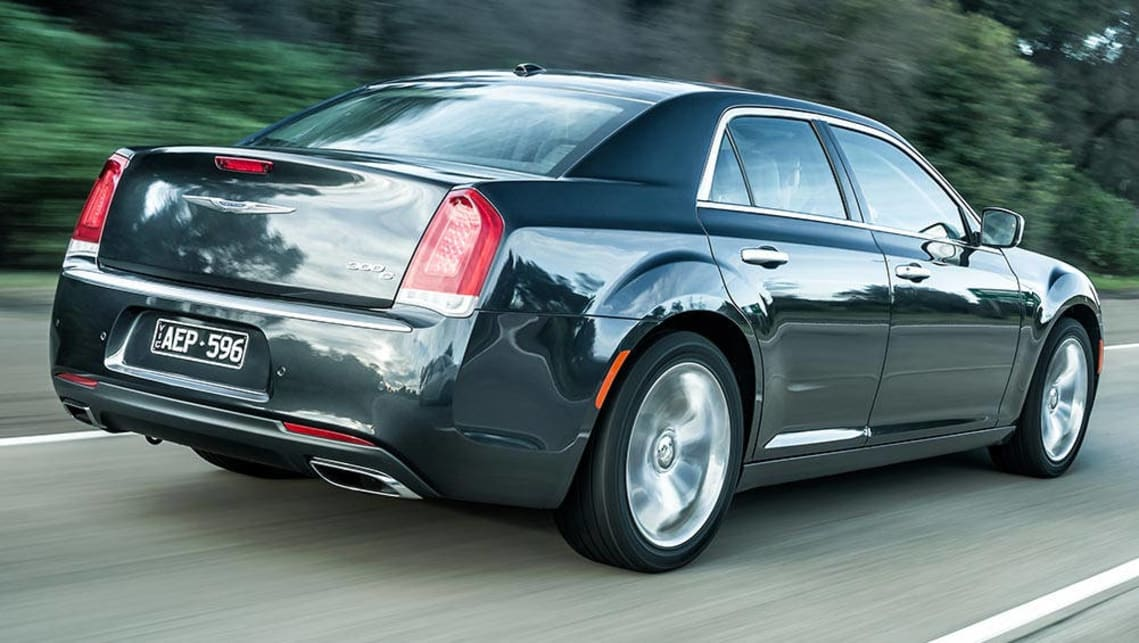 chrysler 300c sedan review 2015 carsguide. Black Bedroom Furniture Sets. Home Design Ideas