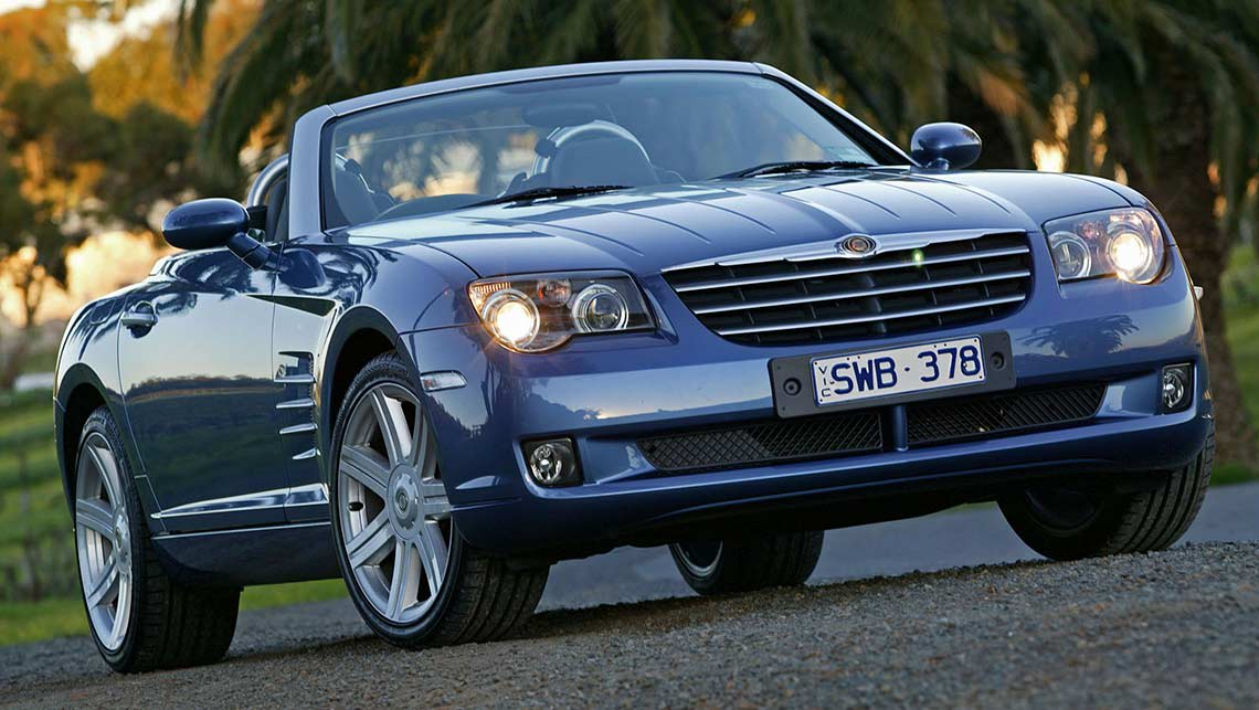 chrysler crossfire used review 2003 2009 carsguide. Cars Review. Best American Auto & Cars Review