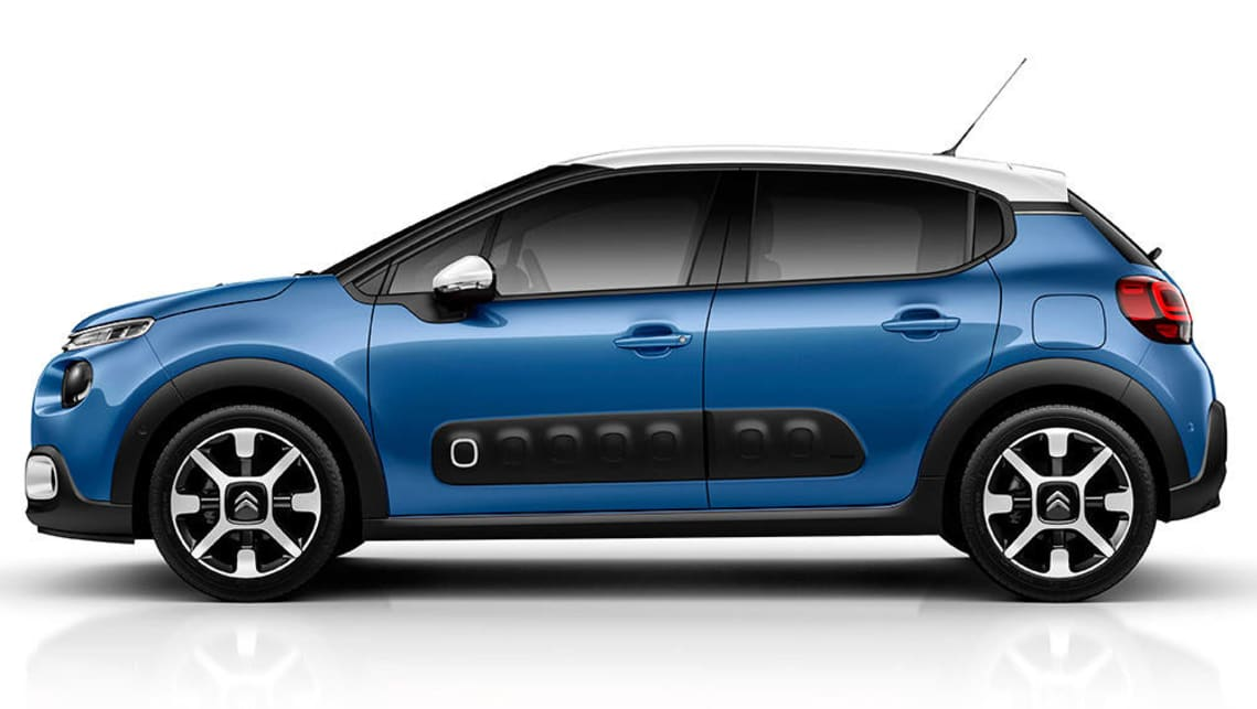 Citroen Officially Revealed Car News Carsguide