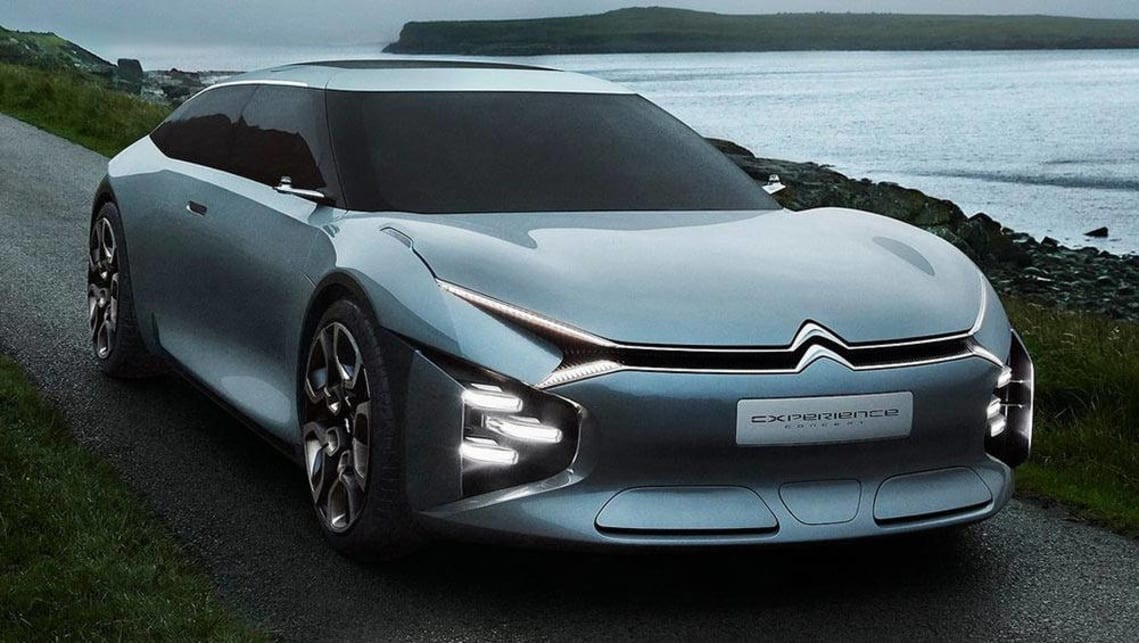 Citroen reveals CXperience Concept ahead of Paris - Car News | CarsGuide
