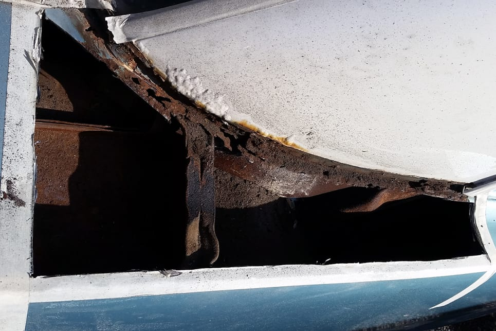 Car Rust Repair Diy How To Remove Rust From A Car Car