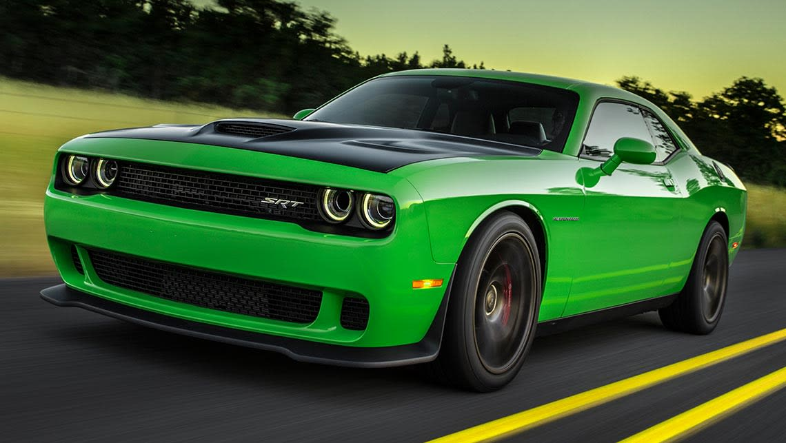 Dodge Challenger Srt Hellcat 2015 Review Carsguide