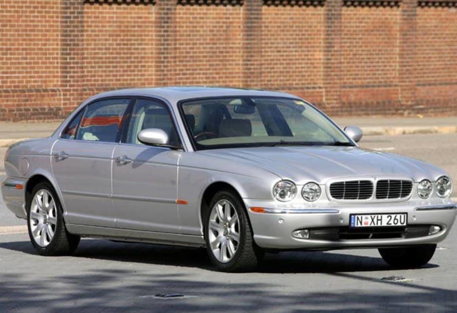Lovely 2005 Jaguar XJ8