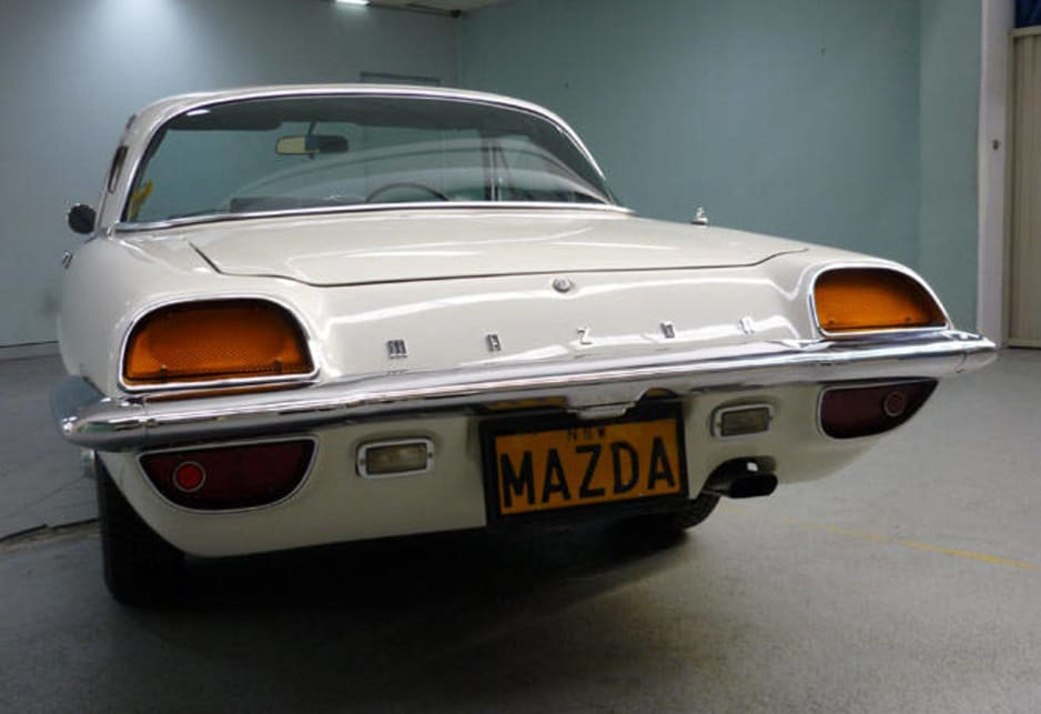 Mazda Cosmo: Car of the Week