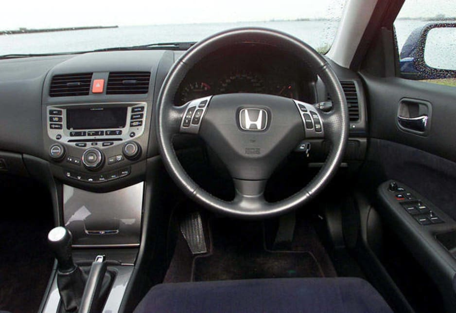 Used Honda Accord Euro Review 2003 2005 Carsguide
