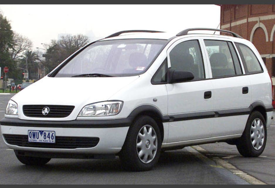 Used Holden Zafira Review 2001 2006 Carsguide