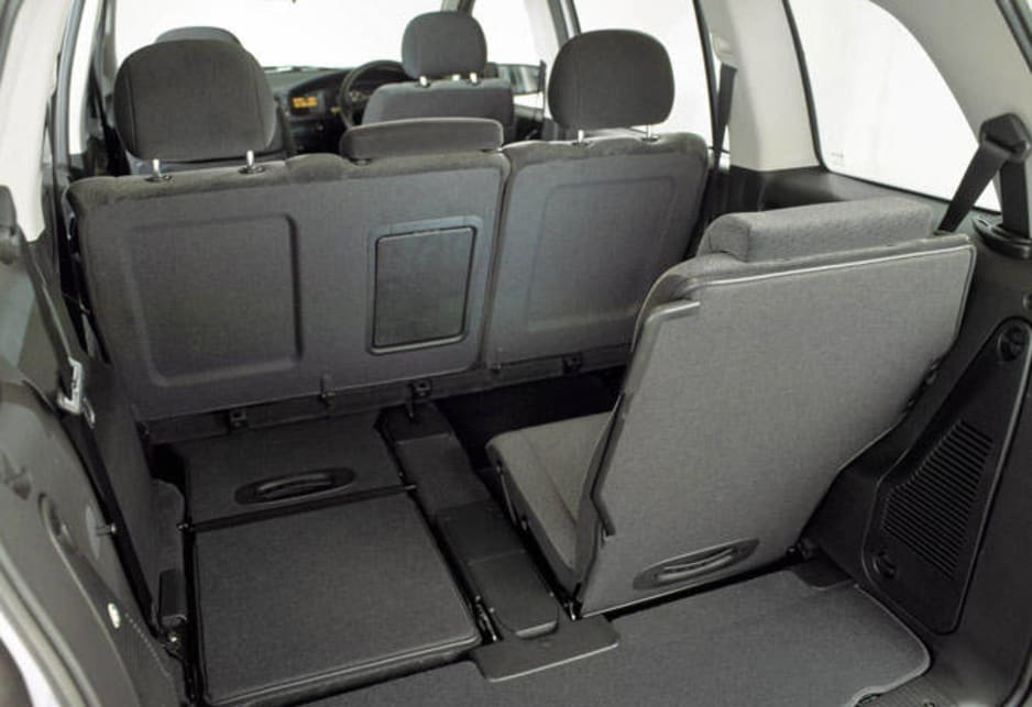 used holden zafira review 2001 2006 carsguide. Black Bedroom Furniture Sets. Home Design Ideas