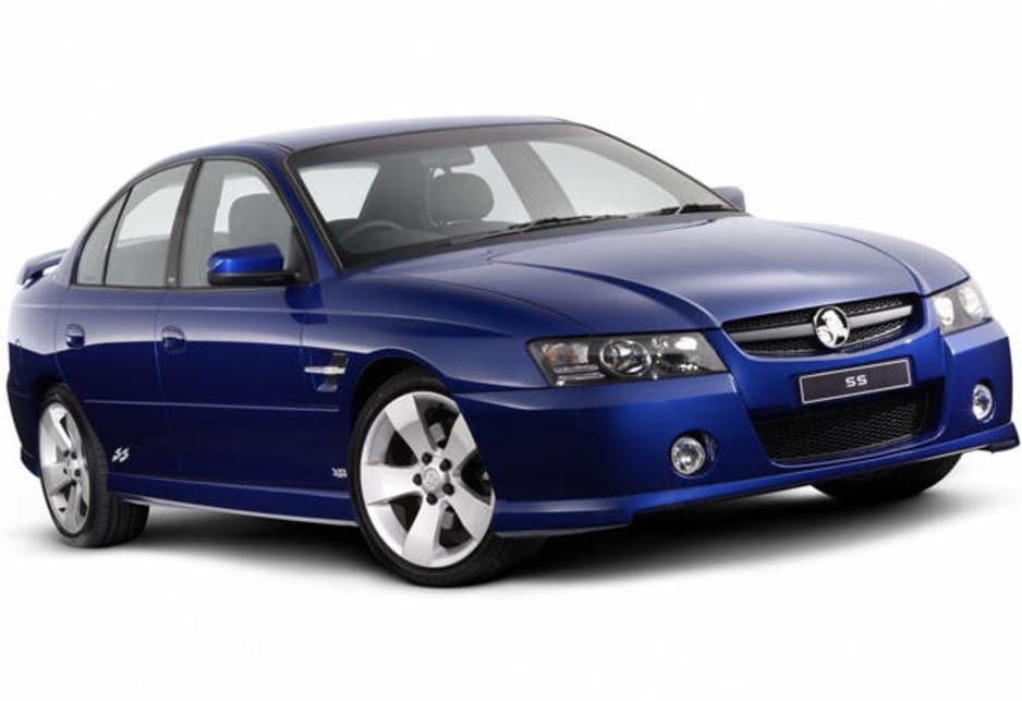 2006 Holden Vz Commodore Ss