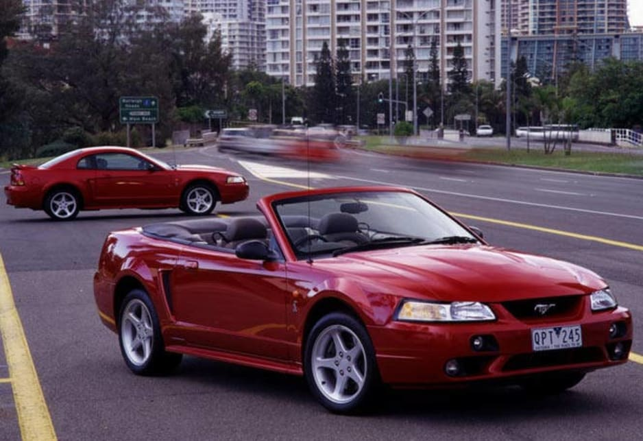 used ford mustang review 20012003 carsguide