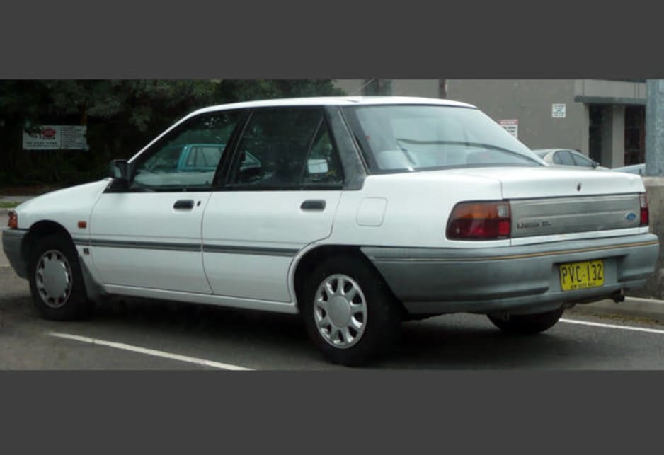 Used Ford Laser Review 1990 1994 Carsguide