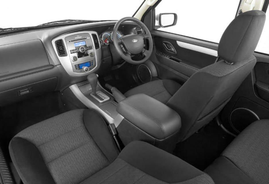 2006 ford escape xlt 4x4 review