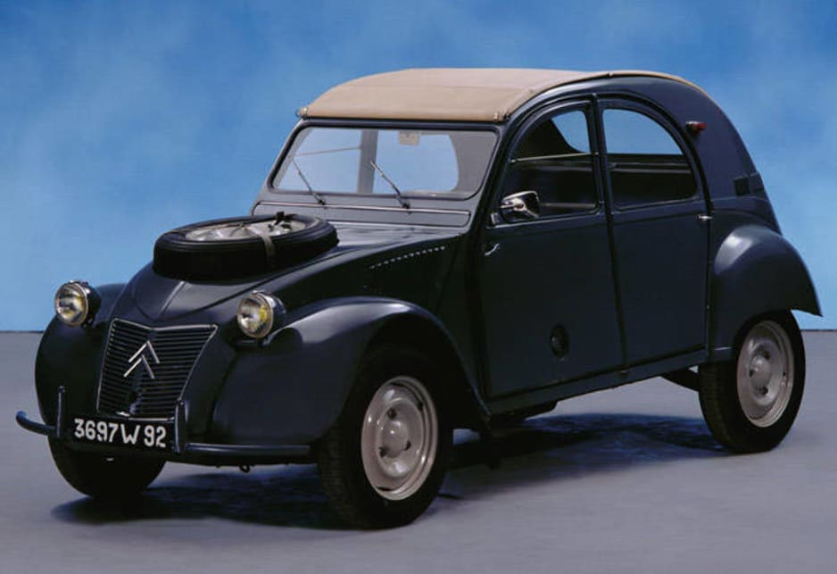 used citroen 2cv review  1948