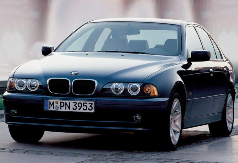 used bmw 5 series review 1996 2003 carsguide. Black Bedroom Furniture Sets. Home Design Ideas
